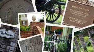 Scenes from Fredericksburg, Virginia